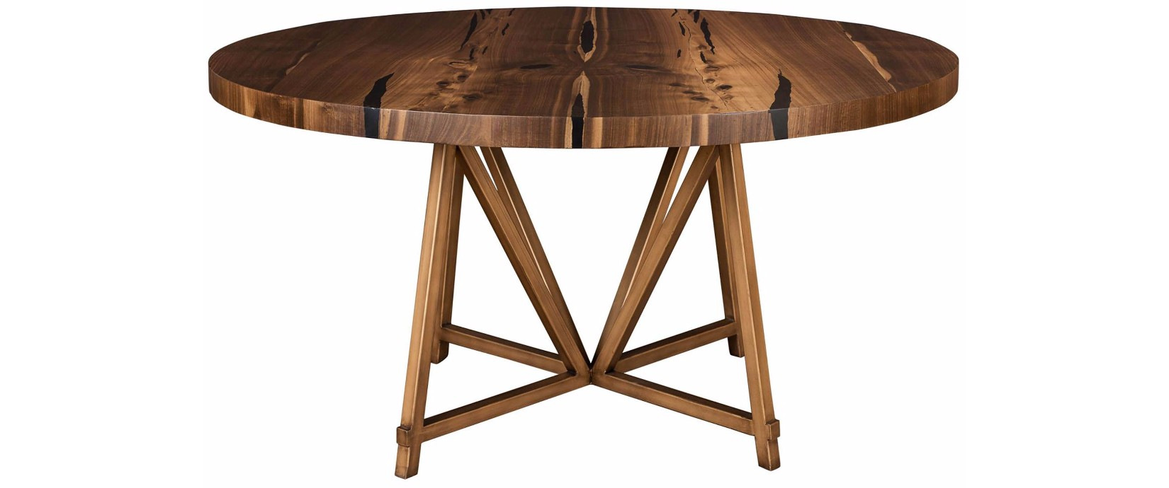 Nexo round dining table taracea Round dinner table for 10